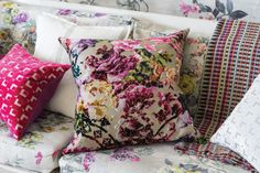 Designers Guild Martineau cushion