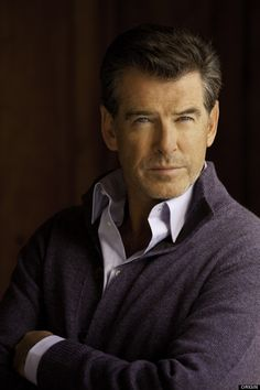 pierce brosnan | Pierce Brosnan Talks His Love For Painting, Paddleboarding And Peace ...