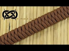 How to weave the Fishtail Eccentric Paracord Bracelet - YouTube