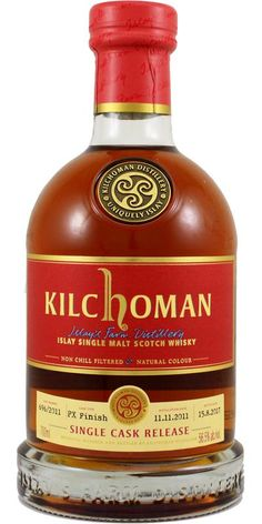 This is the 700 ml from The strength of this whisky is % Vol. A bottle from Kilchoman Scotch Whisky, Bourbon, Whiskey Bottle, Strength, Alcohol, Drinks, Food, Bourbon Whiskey, Scotch Whiskey