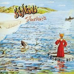 "Genesis - ""Foxtrot"".  I'm a fan of the Peter Gabriel era of Genesis.  It depresses me that this album isn't recognized more for its awesomeness.  A prog-rock masterpiece - the band at its absolute best. I could listen to ""Supper's Ready"" every day and ""Can-Utility and the Coastliners"" is just a flat out great rock song."