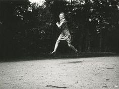 Jacques-Henri Lartigue - Simone on her seventy-fifth birthday, 1968