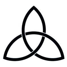 Mundo Wicca: Triqueta y Triskel Witchcraft, Celtic Love Knot, Triquetra, Band, Tatuaje Piercing, Knots, Tatting, Stencils, Tattoo Designs