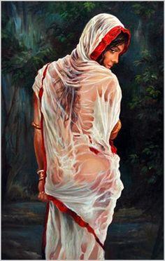 Bipin Soni: Gallery - Artistic Paintings