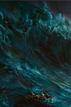 tulipnight: Poseidon 's Fury from http://www.zastavki.com/rus/Fantasy/wallpaper-9614-18.htm