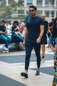 かっこいいですね。 - 海外のストリートスナップ・ファッションスナップ