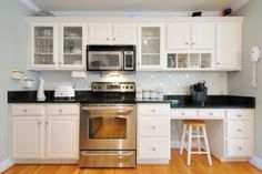 Renewing Your Kitchen Cabinets for $100