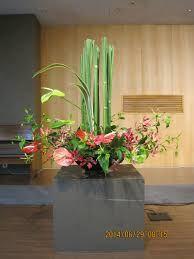 Hotel Flowers, Altar Decorations, Table Flowers, Flower Arrangements, Bamboo, Floral, Plants, Gardening, Design