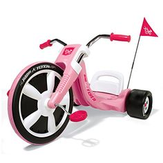 Girl's Big Flyer by Radio Flyer. Product Details Age Group: 3 to 4 Years; 5 to 6 Years Weight Capacity: 65lbs Assembly Required: Yes (wf)...