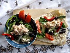 Summer Salad with Tuna