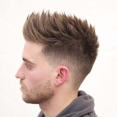 Hottest Short Hairstyles for Men (26)