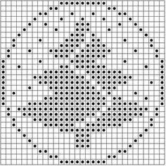 Christmas tree with bell - Salvabrani Cross Stitch Borders, Cross Stitch Designs, Cross Stitching, Cross Stitch Patterns, Crochet Patterns, Filet Crochet Charts, Knitting Charts, Pearl Crafts, Crochet Christmas Decorations