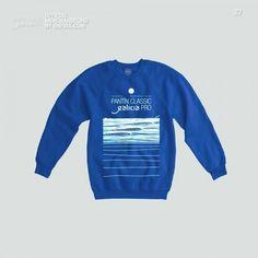 Jersey PANTIN 27 azul Surf, Graphic Sweatshirt, Sweatshirts, Classic, Sweaters, Fashion, Puppet, Derby, Moda