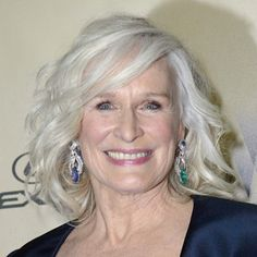 Until recently, the Tony winner and Oscar nominee has carefully maintained her blonde locks in public. Then, in late 2012, she began appearing on red carpets sporting gorgeously styled, unmistakably silver layers. It hasn't hurt. The 67-year-old is set to appear in five films in 2014.