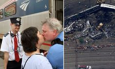 'Reckless' Amtrak engineer, 32, who was driving doomed train at 106mph claims he has no memory of crash that killed seven - as it's revealed a DOZEN are still missing