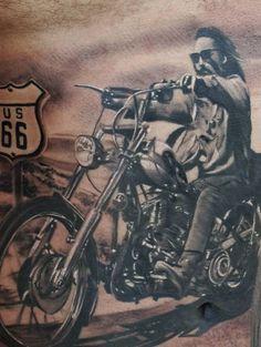 biker tattoo ideas - Google Search