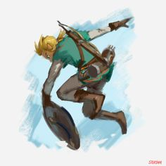 Stuplr - Ho giocato Zelda: Breath of the Wild all'E3! Muro di ...