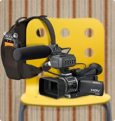 Basic Equipment for New Filmmaking Students | BH inDepth Film Camera, Video Camera, Video Film, Hd Video, Independent Films, Make A Video, Film School, Camera Equipment, First Video