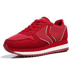 Beita Damen Atmungsaktiv Casual Lace up Mode Sneaker Frauen Platform Schuhe - http://on-line-kaufen.de/beita/beita-damen-atmungsaktiv-casual-lace-up-mode