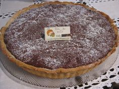 My Recipes, Sweet Recipes, Cake Recipes, Recipies, Chocolate Claro, Quiche, Chocolate Deserts, Gourmet Desserts, Sweet Pie