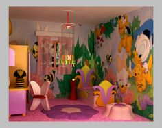 Disney room A - Designed by: Aisan