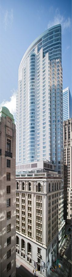 One King West Hotel & Residence, our downtown Toronto hotel, is proudly designated as an Ontario Heritage building. Toronto Architecture, Amazing Architecture, Architecture Details, Largest Countries, Countries Of The World, Ottawa, Quebec, Torre Cn, One King West