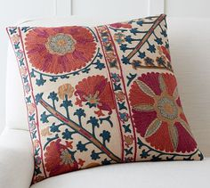 Find throw and accent pillows from Pottery Barn to easily update your space. Shop our pillow collection to find decorative pillows in classic styles, prints and colors. Pottery Barn, Velvet Pillows, Linen Pillows, Cushions, Toss Pillows, Couch Pillows, Just In Case, Just For You, Applique Pillows