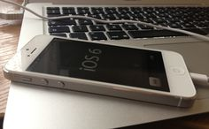 #iPhone5 and #MacBookAir