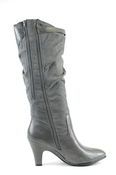 Aerosoles Paperweight Grey Boots