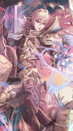 Fire Emblem Fates Leon