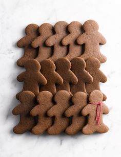 Day 4 of 12 Days of Cookies: Oh Lady Cakes' Gingerbread Folk