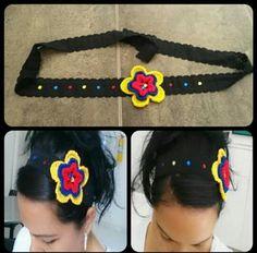 !! Crochet Necklace, Jewelry, Colombian Flag, Accessories, Jewlery, Jewerly, Schmuck, Jewels, Jewelery