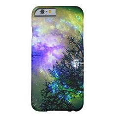 Stars Through The Trees iPhone 6 Case