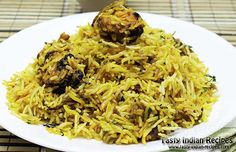 Murgh Koftey Ki Biryani Recipe is the unique Indian Biryani Recipe, here Chicken and Mutton, both are cooked in Basmati Rice and Indian Spices.