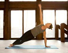 Met pilates ben je zo weer in vorm!