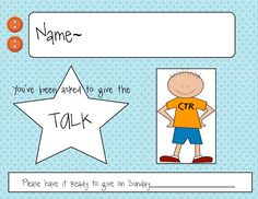 Crafting is contagious!: Primary assignment cards