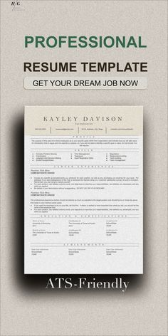 This Templates Include RESUME WRITING TIPS or RESUME GUIDE with how to write your cover letter as well. These include matching cover letter templates and Reference sheet template. Professional Resume Examples, Good Resume Examples, Modern Resume Template, Resume Template Free, Cover Letter Template, Letter Templates, Effective Resume, Business Resume, Create A Resume