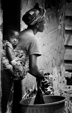 Mother and Child. Photograph by Fabio Ruggieri. #love #family #photography