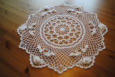 Ravelry: White Rose Doily pattern by Jo Ann Maxwell