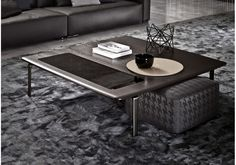 Perry Low Table Minotti - Milia Shop