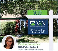 This beautiful home #LISTED and #SOLD by Debra A. Feldman Botwinick! Looking to buy or sell a home? Contact Debra at V & N Realty - 201-851-1035 or visit vera-nechama.com  More Listings. More Experience. More Sales. #teaneck #bergenfield #newmilford #realestate #veranechamarealty #njrealestate #realtor #homesforsale - http://ift.tt/1QGcNEj
