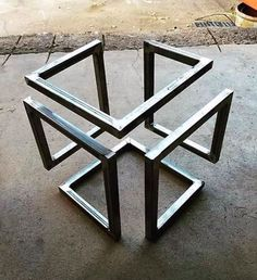 Philosophical enhanced awesome metal welding projects Take a look at Steel Furniture, Industrial Furniture, Cool Furniture, Furniture Design, Victorian Furniture, Furniture Dolly, Furniture Logo, Italian Furniture, Furniture Layout