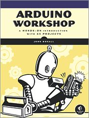 A Hands-On Introduction to Arduino with 65 Projects (Deal of the Day 05/30/2013 use 'DEAL' code)