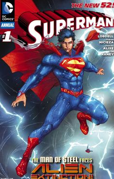 Love this version of superman!