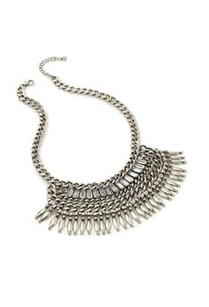Stacked Chain Necklace | FOREVER21 - 1000138468