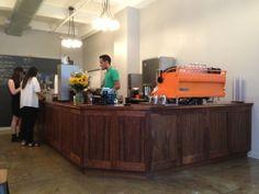 Cafe Grumpy Fashion District