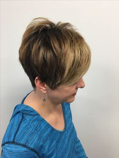 Cut and colour by Samantha