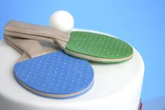 Cake Designs Ping Pong Picture Sweet cakepins.com