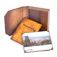 If you enjoyed Uncharted 4, celebrate its gorgeousness with a coffee table version you can flip through without launching the game. This limited-edition version of The Art of Uncharted 4: A Thief's End comes with a slipcase plus a mini lithograph.