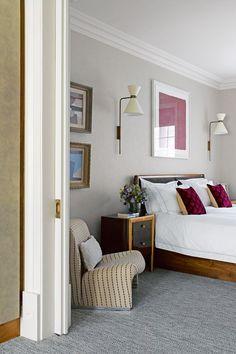 Vintage Bedroom Furniture - Bedroom Design Ideas & Pictures (houseandgarden.co.uk) Jefferson Smith photo